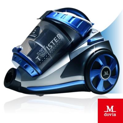 Mdovia-最新第十六代Dual-V10雙層雙錐-吸力永不衰退吸塵器
