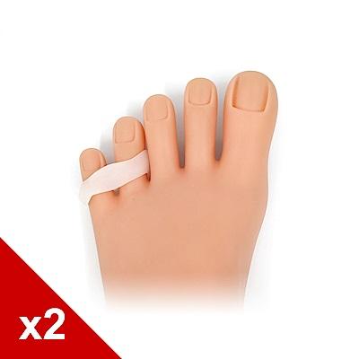 糊塗鞋匠 優質鞋材 J15 柔軟小指固定套 2雙
