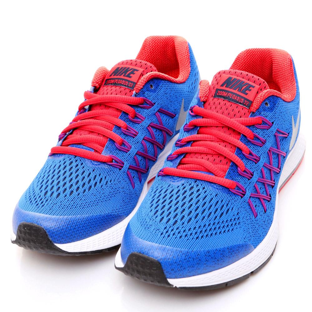 24H-NIKE-女慢跑鞋759968404-藍