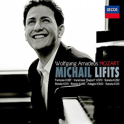 """""""莫札特作品集/Lifits Plays Mozart(1CD)"""