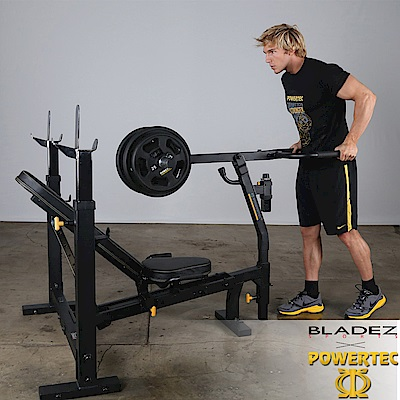 【BLADEZ】POWERTEC-WB-DMA16-三頭肌下壓訓練配件