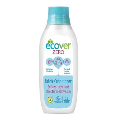 ECOVER宜珂-天然無添加親膚低敏柔軟精-ZER