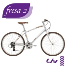 Liv Fresa 2 都會女性運動時尚車