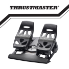 THRUSTMASTER TFRP Rudder Pedals 飛行腳踏系統 PS4 PC