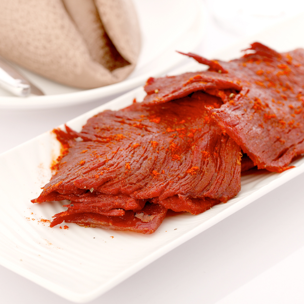 阮的肉干牛肉干魔力嗆辣超值包(4包組)