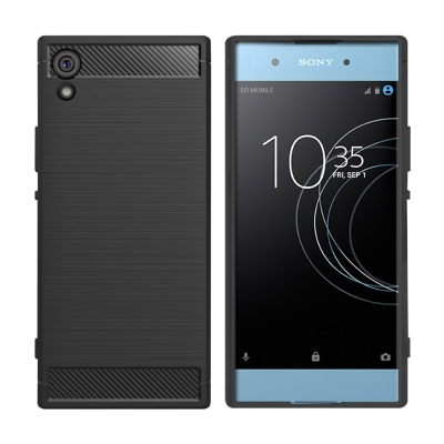 LUCCIDA Sony Xperia XA1 Plus 時尚雙料保護殼