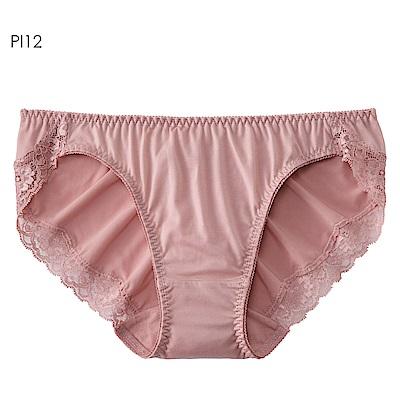 aimerfeel 淑女超盛純色內褲-珊瑚粉紅