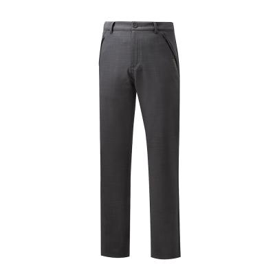 【ATUNAS 歐都納】男款防風SoftShell刷毛保暖長褲A-PA1732M灰