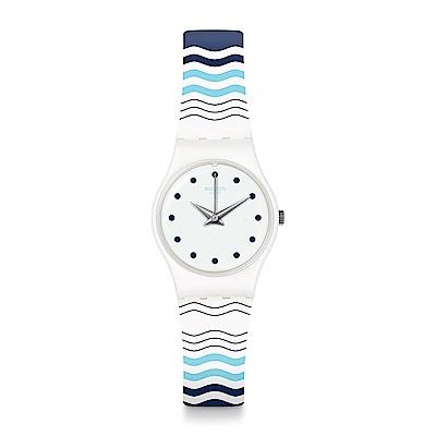 Swatch 情迷地中海  VENTS ET MAREES 和風海潮手錶