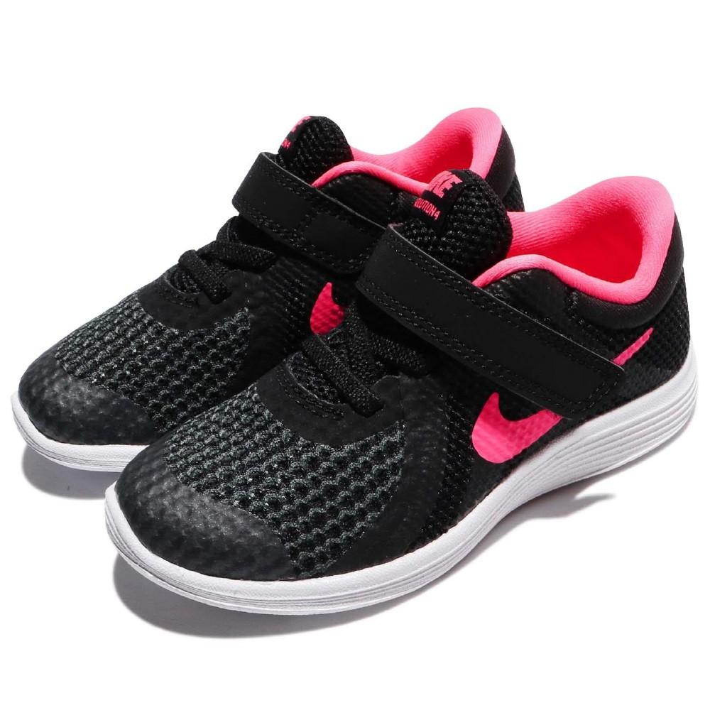 Nike 慢跑鞋 Revolution 4 TDV 小童鞋
