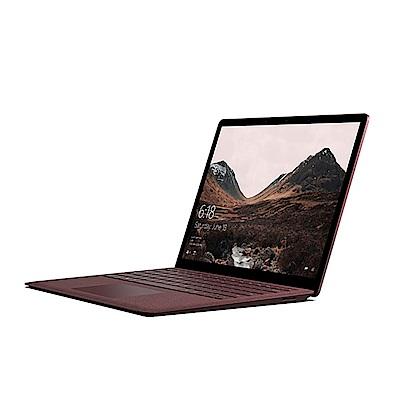 微軟 Surface Laptop 13.5吋 酒紅色 (i7/8G/256G)