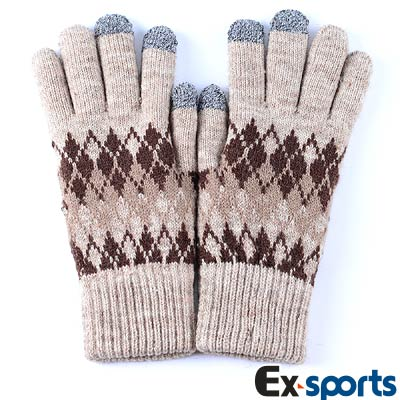 Ex-sports 觸控手套 智慧多功能(男款-606)