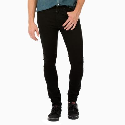 牛仔褲 男裝 519 低腰超緊身窄管 彈性布料 - Levis