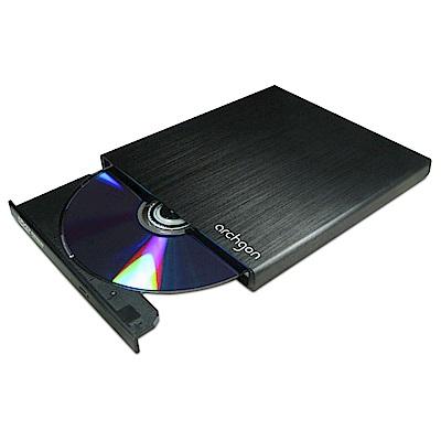 archgon 8X外接DVD燒錄機 MD-8102S-U2-K/採Panasonic機芯