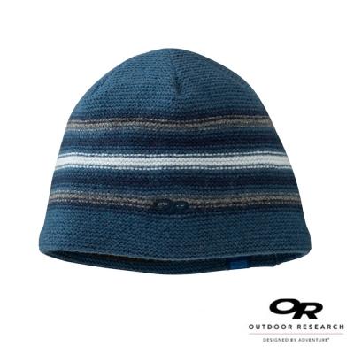 【美國 Outdoor Research】Spitsbergen 防風透氣保暖帽_灰藍