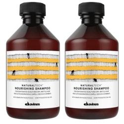 Davines達芬尼斯 滋養奇蹟洗髮露 250ml (2入)