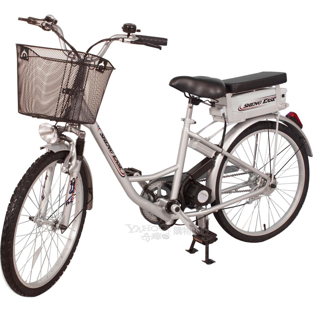 勝一EV24S電動輔助自行車-鋰電版