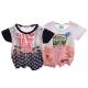 寶寶短袖連身衣(2件一組)  k50048