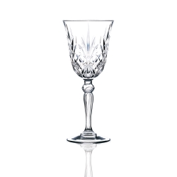 義大利RCR梅洛迪無鉛水晶葡萄酒杯(6入)210cc