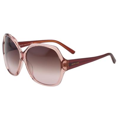 SWAROVSKI太陽眼鏡-暢銷百搭款-粉色-SW15