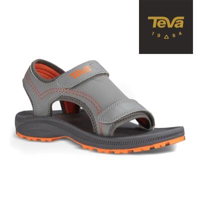 TEVA 美國 中童 Psyclone 4運動涼鞋(灰)