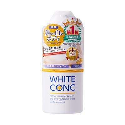 WHITE CONC 美白身體沐浴露360ML