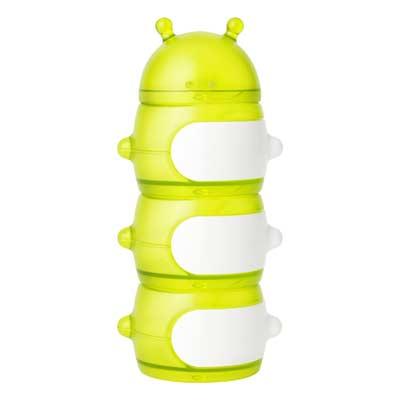 boon-蟲蟲零食收納罐-綠