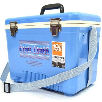 攜帶式釣魚冰桶19公升冰桶