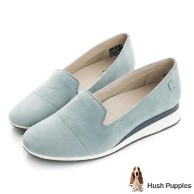 Hush Puppies WINDEE 輕量百搭健走鞋-淺藍色
