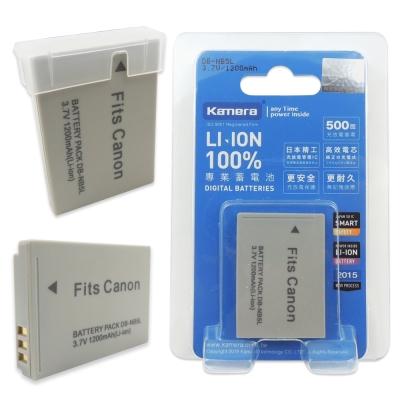 Kamera 佳美能 For Canon NB-5L 高容量相機鋰電池
