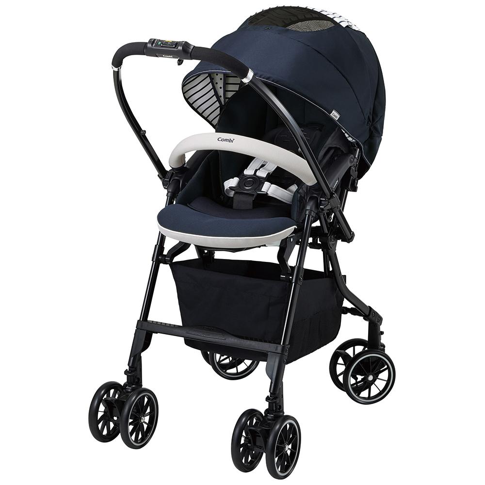 【Combi 康貝】Handy Auto 4 Cas light 雙向嬰兒手推車 (3色可選)