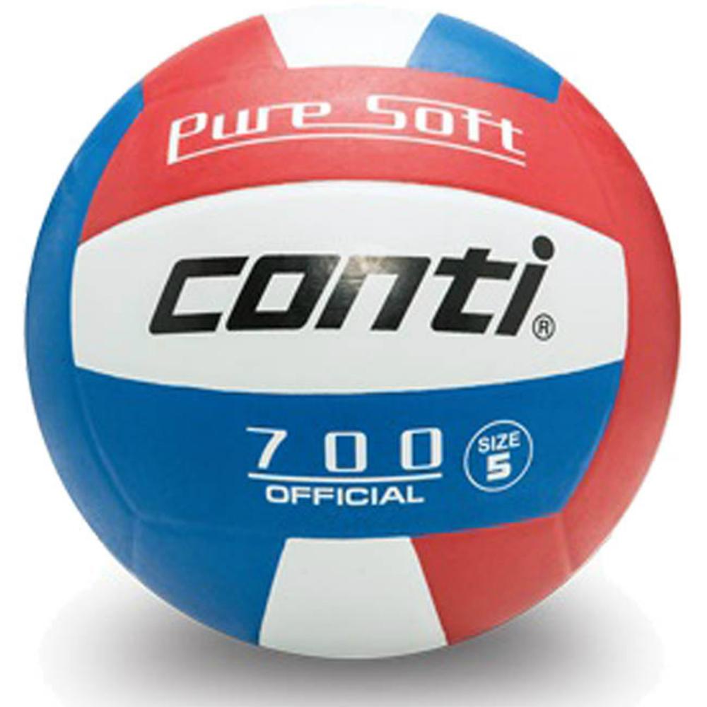 CONTI 700系列 3號/4號/5號超軟橡膠排球 V700-RWB