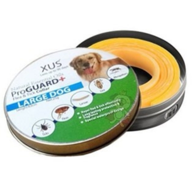 香港XUS 犬用90天薄荷香茅精油驅蚤項圈