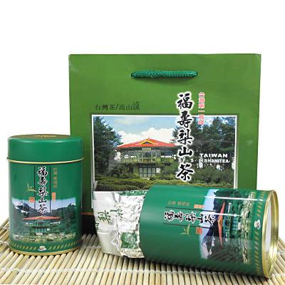 醒茶莊-嚴選福壽梨山高冷茶禮盒150g-2組