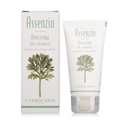 L-ERBOLARIO 蕾莉歐 苦艾淨化保濕香體乳(50ml)