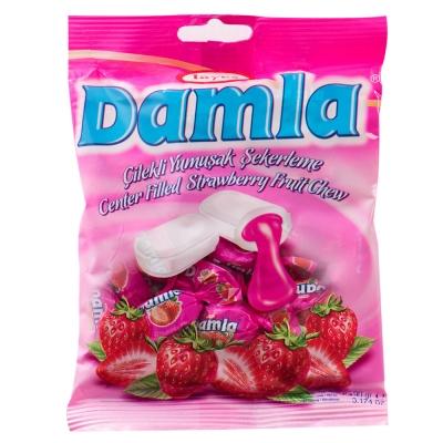岱瑪菈 草莓風味軟糖(90g)
