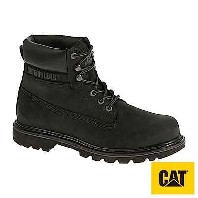CAT COLORADO 經典男靴-黑(719264)