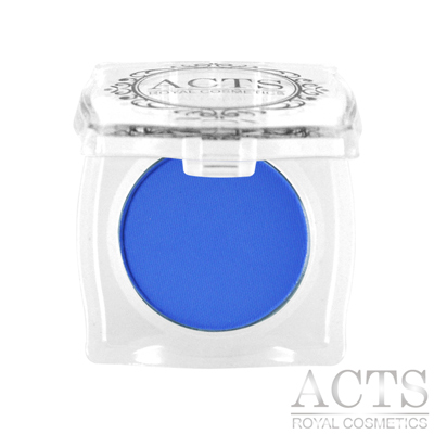 ACTS維詩彩妝 霧面純色眼影 海洋藍6302