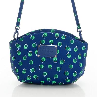 VOVAROVA空氣包-去約會側背包-我的小蘋果(青森綠)-法國設計系列