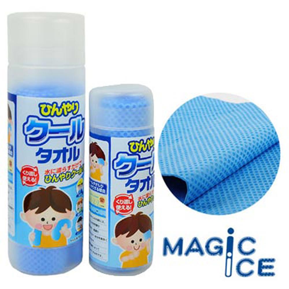 Magic Ice 舒爽沁涼冰巾/冰涼巾_大x3+小x3 (超值6入組)