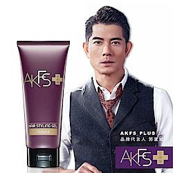 AKFS PLUS 自然定型髮膠120g