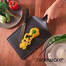 韓國nineware 多功能把手砧板-共2色