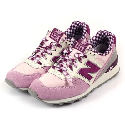 (女)NEW BALANCE 經典996復古休閒鞋