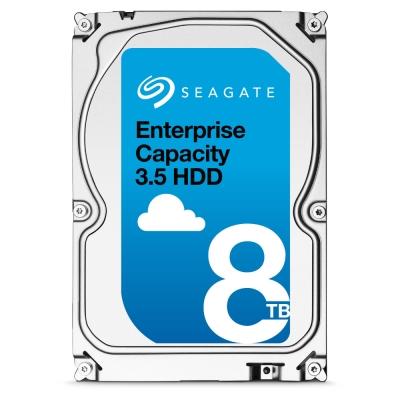 Seagate 8TB SATA 7200轉 3.5吋企業級硬碟