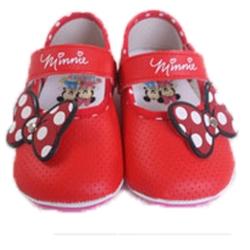 魔法Baby台灣製專櫃款米妮正版寶寶鞋sh6814
