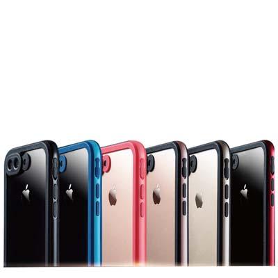 Richbox極致炫彩超薄防水手機殼iPhone 7/8 plus 共用