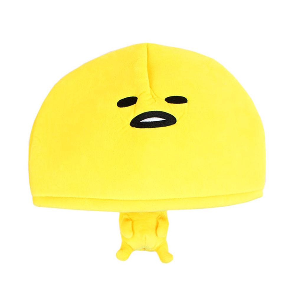 Sanrio 蛋黃哥絨毛趣味裝扮造型帽