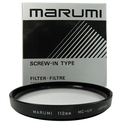 MARUMI-抗UV多層鍍膜保護鏡-112mm