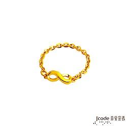 J'code真愛密碼 分享愛黃金戒指