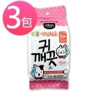 etipet寵物 潔耳濕巾 30枚/包 (含柑橘萃取物) 三包組